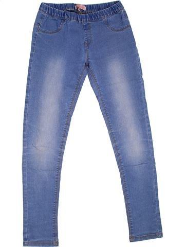 Legging fille LISA ROSE bleu 14 ans hiver #1331702_1