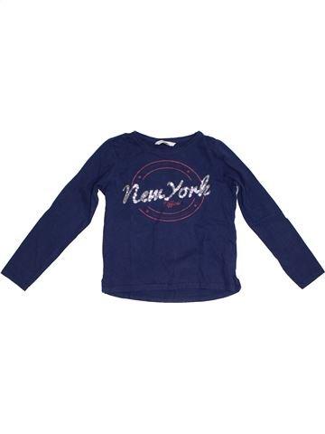 T-shirt manches longues fille TIFFOSI bleu 10 ans hiver #1331754_1