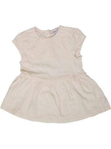 Robe fille MINI CLUB blanc 6 ans été #1331805_1
