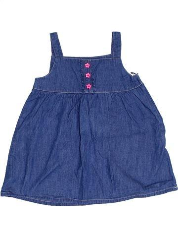 Robe fille KIABI bleu 12 mois été #1331999_1