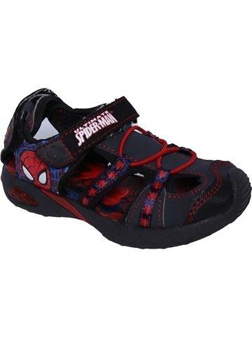 Sandalias niño SUPERS HÉROS negro 27 verano #1332099_1