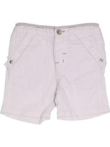 Short-Bermudas niño CHICCO blanco 12 meses verano #1332136_1