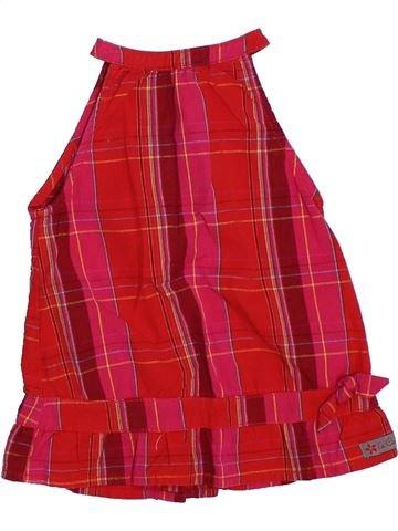 Túnica niña LA COMPAGNIE DES PETITS rojo 3 años verano #1333091_1