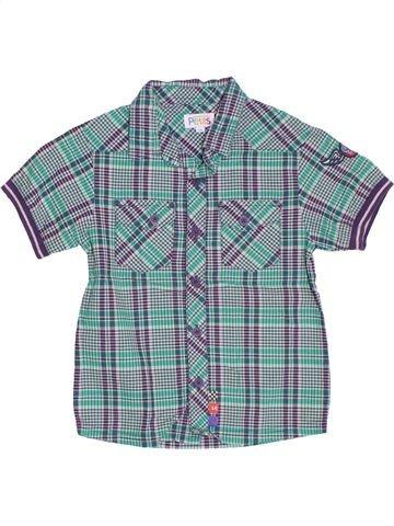 Camisa de manga corta niño LA COMPAGNIE DES PETITS azul 4 años verano #1333341_1
