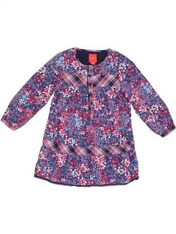 Robe fille ESPRIT violet 3 ans hiver #1334142_1