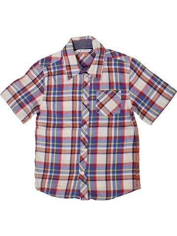 Chemise manches courtes garçon JOHN ROCHA rose 8 ans été #1334143_1