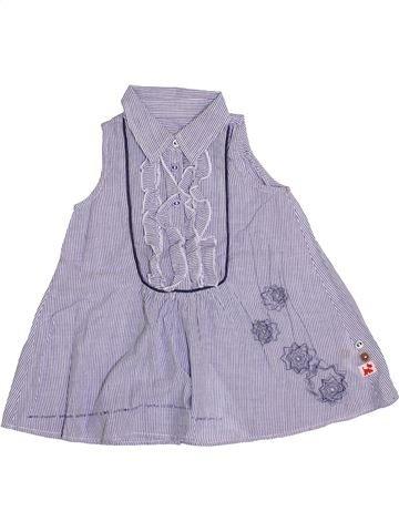 Robe fille CHIPIE bleu 3 ans été #1334424_1