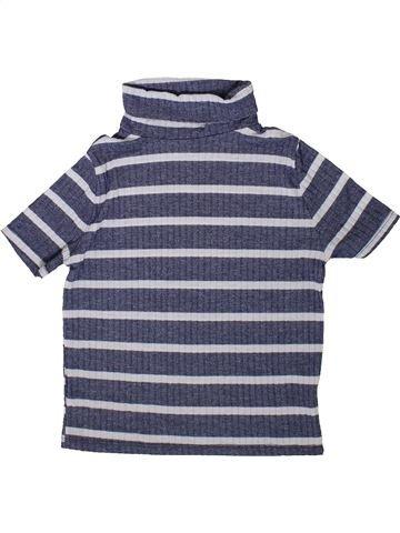 Camiseta de manga corta niña RIVER ISLAND azul 10 años invierno #1334535_1
