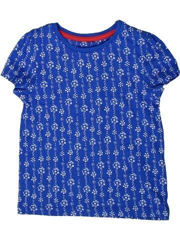 T-shirt manches courtes fille TU bleu 2 ans été #1334786_1