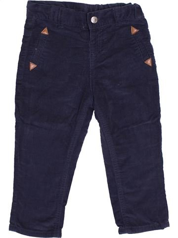 Pantalón niño TAPE À L'OEIL azul 2 años invierno #1335179_1