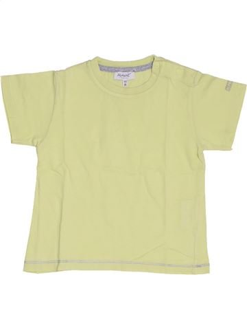 Camiseta de manga corta niño ALPHABET verde 18 meses verano #1335278_1