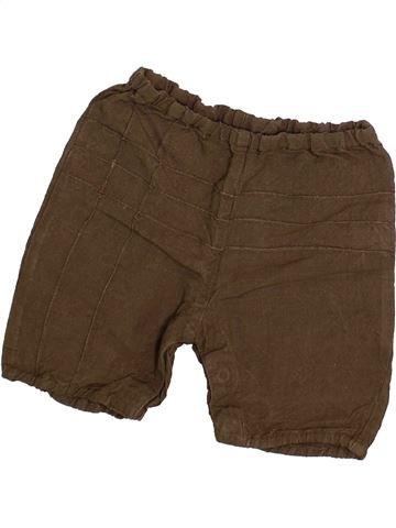 Short - Bermuda garçon DPAM marron 3 mois été #1335723_1