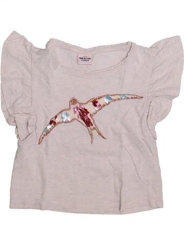 Camiseta de manga corta niña TAPE À L'OEIL rosa 2 años verano #1335871_1
