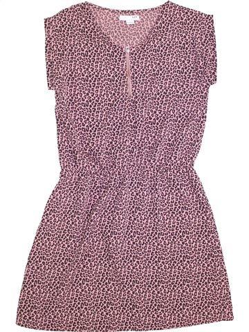 Robe fille LH BY LA HALLE violet 14 ans été #1335990_1