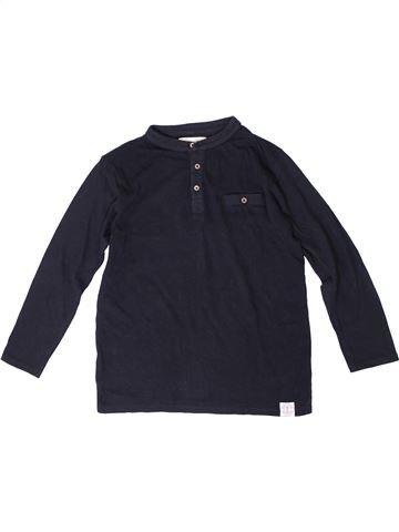 Camiseta de manga larga niño RIVER ISLAND azul oscuro 10 años invierno #1336160_1