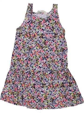 Robe fille H&M gris 4 ans été #1336483_1