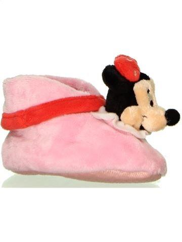 Pantuflas niña DISNEY rosa 6 meses invierno #1336845_1