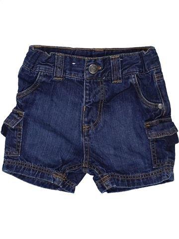 Short - Bermuda garçon TEX bleu 6 mois été #1337343_1