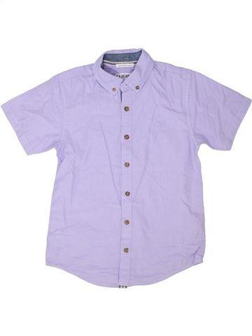 Camisa de manga corta niño DEBENHAMS gris 11 años verano #1338187_1
