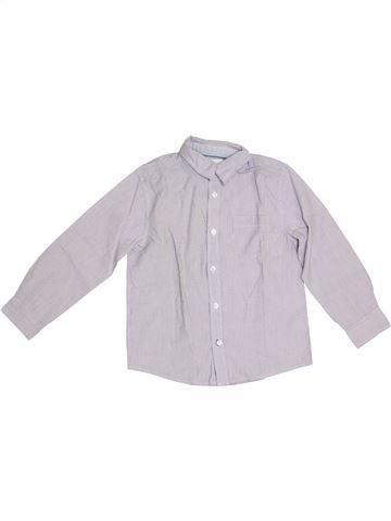 Camisa de manga larga niño CFK blanco 6 años invierno #1338420_1