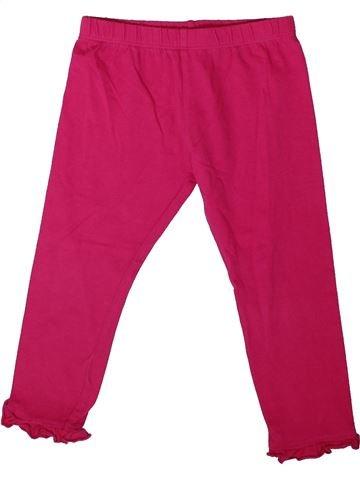Legging fille MINI CLUB rose 3 ans été #1339404_1