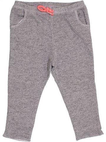 Pantalon fille MANGO gris 2 ans été #1339485_1