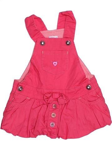 Vestido niña CADET ROUSSELLE rosa 3 meses verano #1339543_1