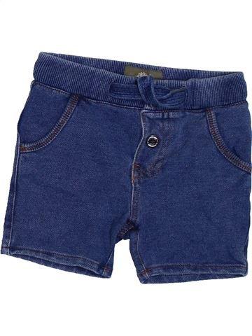 Short - Bermuda garçon TIMBERLAND bleu 6 mois été #1339916_1