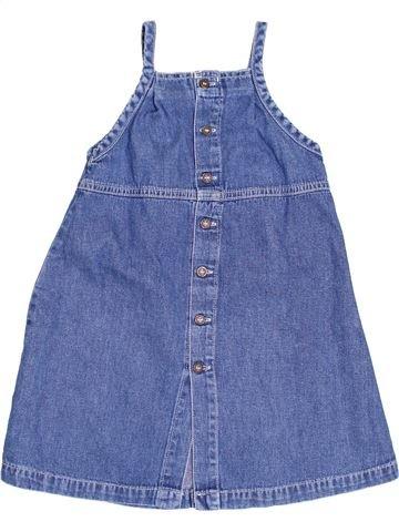 Vestido niña MAYORAL azul 3 años verano #1341421_1