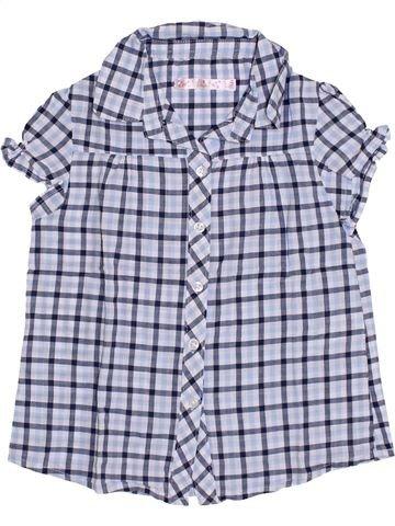 Blusa de manga corta niña CFK blanco 5 años verano #1341980_1