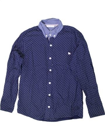Camisa de manga larga niño JASPER CONRAN azul 11 años invierno #1342016_1