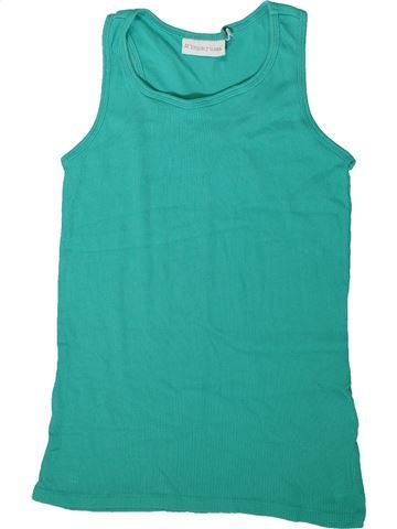 Camiseta sin mangas niña TAMMY verde 11 años verano #1342513_1