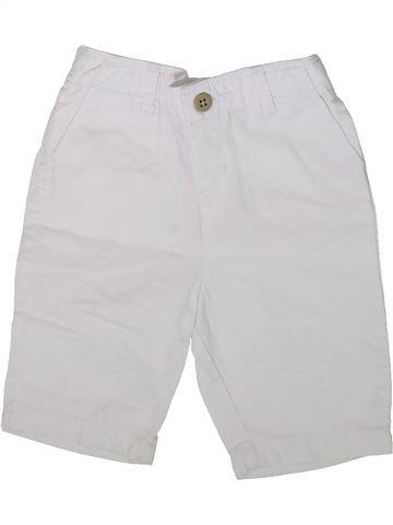 Short - Bermuda garçon RALPH LAUREN blanc 3 mois été #1342607_1