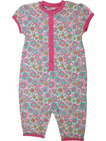 Combinación larga niña MINI CLUB rosa 4 años invierno #1342965_1