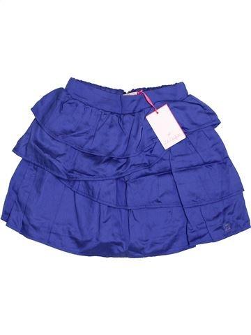 Falda niña LILI GAUFRETTE azul 6 años verano #1343124_1