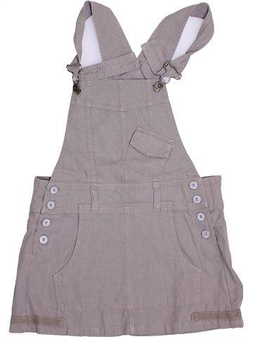 Vestido niña CAPTAIN TORTUE gris 8 años verano #1343670_1