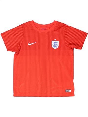 Camiseta deportivas niño NIKE naranja 8 años verano #1343706_1