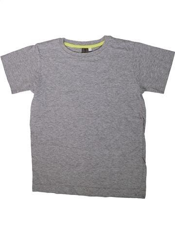 T-shirt manches courtes garçon URBAN 65 OUTLAWS gris 10 ans été #1343986_1