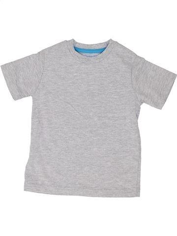 Camiseta de manga corta niño DEBENHAMS gris 3 años verano #1344109_1