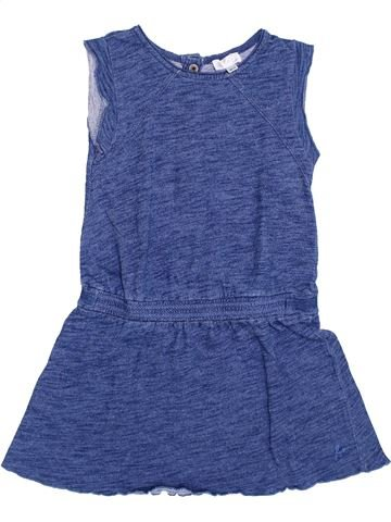 Vestido niña KIMBALOO azul 3 años verano #1344295_1