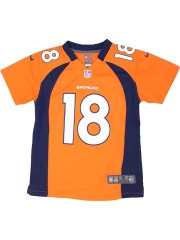Maillot de sport garçon NIKE orange 8 ans été #1344551_1