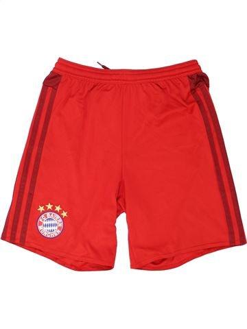 Camiseta deportivas niño ADIDAS rojo 12 años verano #1344558_1