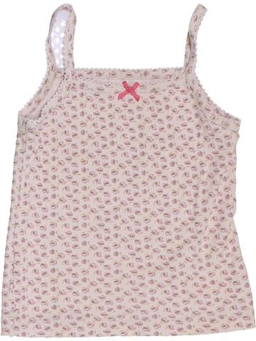 Camiseta sin mangas niña CFK rosa 3 años verano #1345028_1