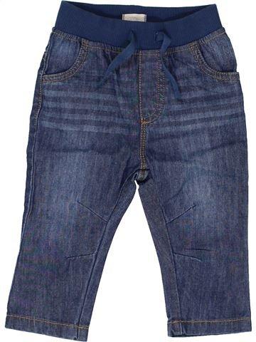 Tejano-Vaquero niño BHS azul 9 meses invierno #1345221_1