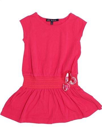 Vestido niña LILI GAUFRETTE rojo 4 años verano #1345451_1