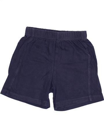 Short - Bermuda garçon DÉCATHLON bleu 4 ans été #1345854_1