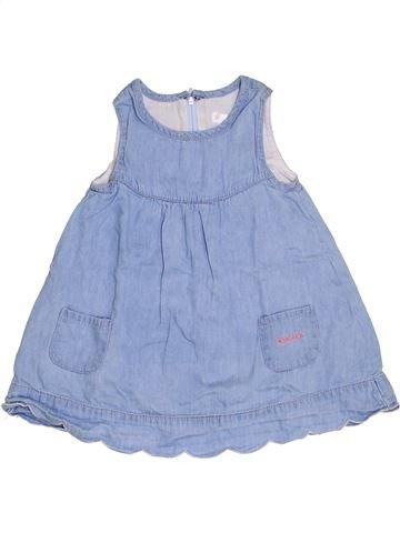 Robe fille BRIOCHE bleu 12 mois été #1347072_1
