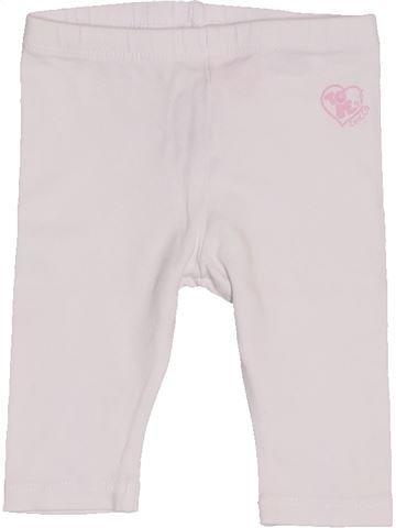 Legging niña CHICCO blanco 3 meses verano #1347111_1