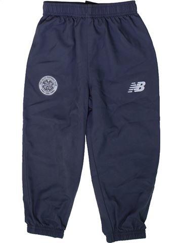 Pantalon garçon NEW BALANCE bleu 3 ans été #1347185_1