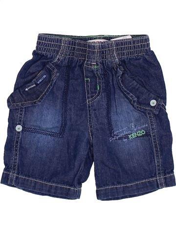 Short-Bermudas niño KENZO azul 6 meses verano #1347398_1